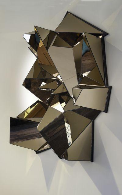 Mathias Kiss, 'Mercure mirror,' 2014, Armel Soyer
