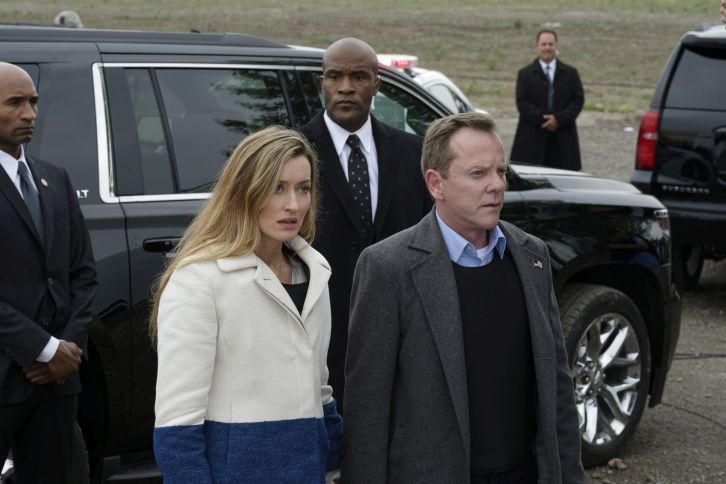 Designated Survivor - Episode 1.02 - The First Day - Promo Interview Press Release & Promotional Photos