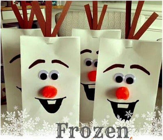 Frozen traktatie