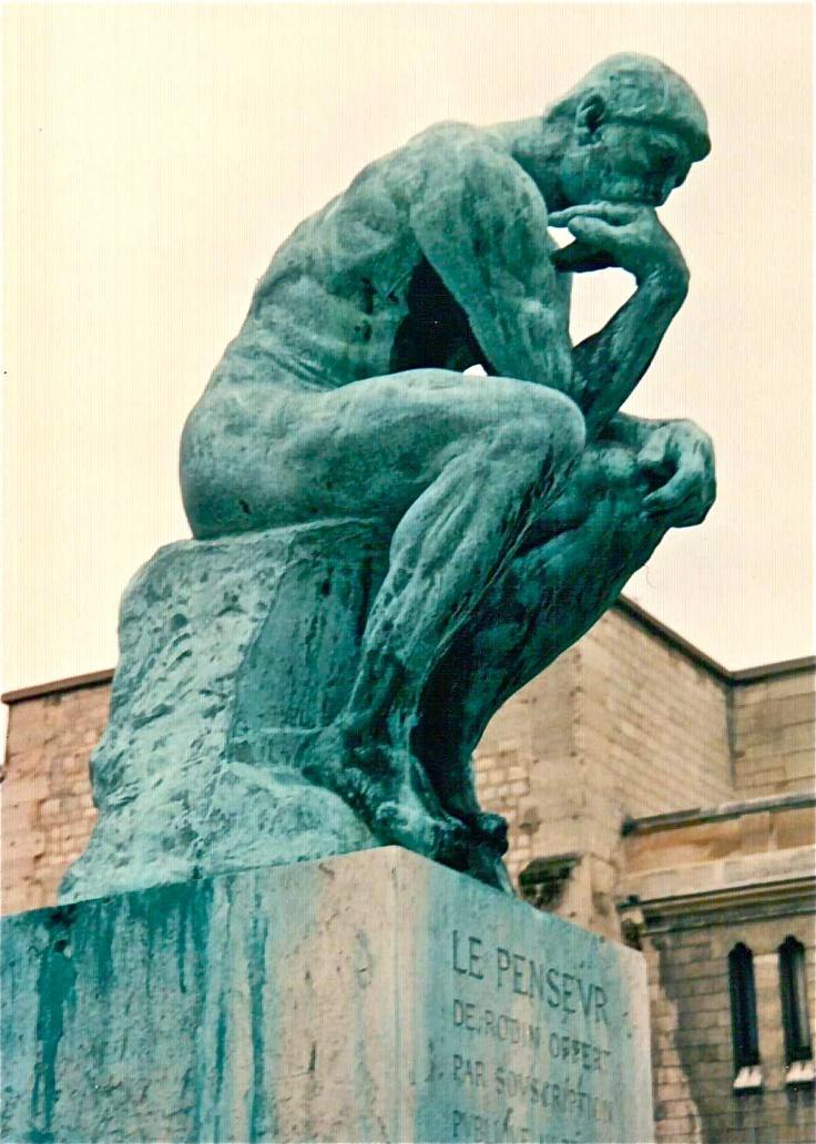 Top 170 best Le Penseur images on Pinterest | Sculpture, Painting and  VS13