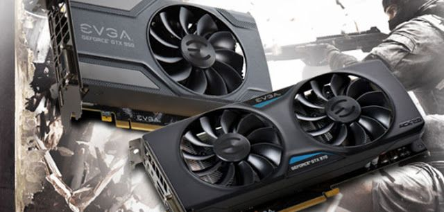 #Giveaway Evga GTX 950 and GTX 970 Graphics Cards « iDG | Best Gaming News Sites