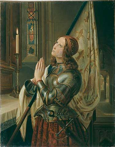 joan of arc personality traits - Google Search