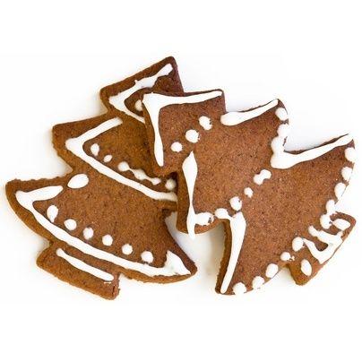 Tradiční vánoční perníčky bezlepkové