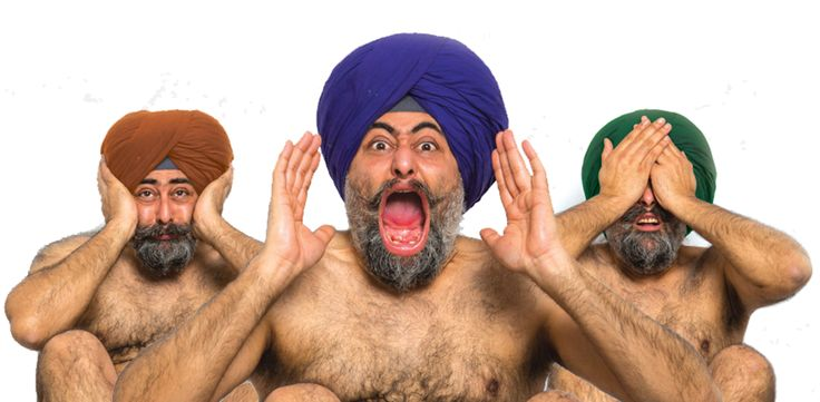 Hardeep Singh Kohli: Big Mouth Strikes Again. Thursday 12 November. http://www.dorkinghalls.co.uk/index.cfm?articleid=10757&eventid=19016