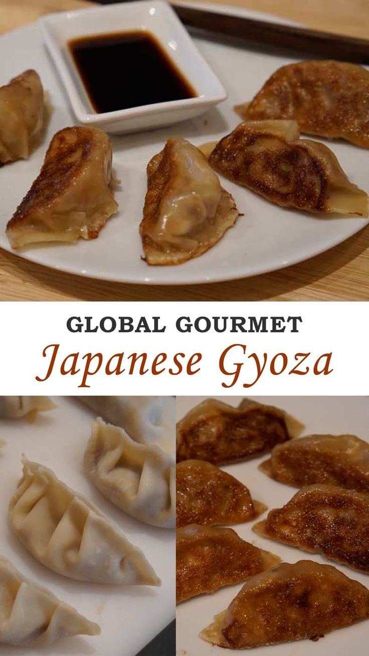 How to make Japanese Gyoza at home - it's easier than you think!
