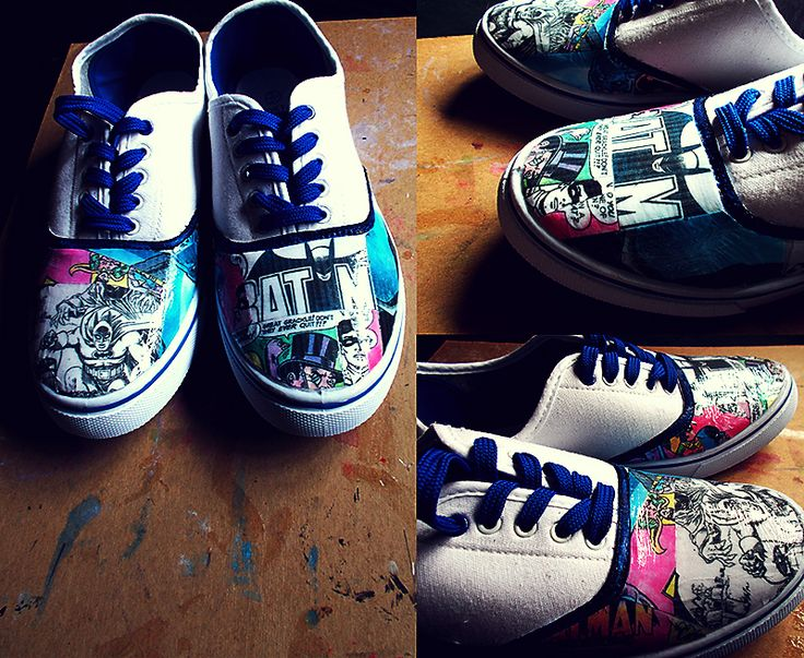 2eddfd73acb8 batman customised shoes by Red Raven can get them here  https   www