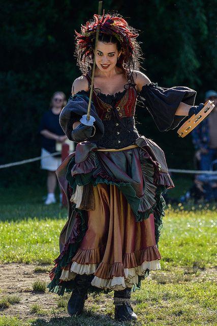 New York Renaissance Faire by jkc916, via Flickr