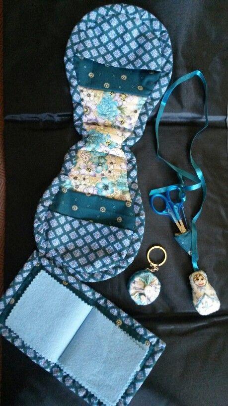 Matryoska sewing kit