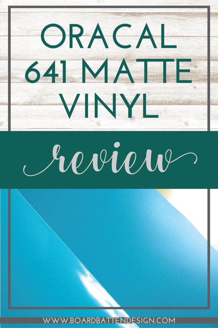 Virtual craft club diy vinyl wood slice sugar bee - I Tested Out The New Oracal 641 Matte Vinyl So You Don T Have To Customers Have Been Waiting For Permanent Matte Vinyl In Colors For Ages And It S Here