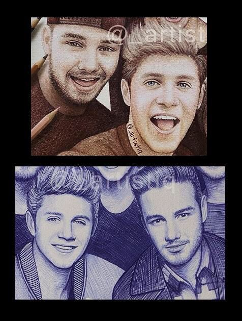 Niall and Liam!!
