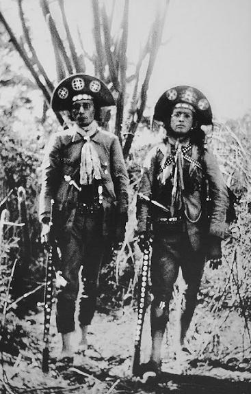 1936: Beautiful Bandits of Brazil's Northeast