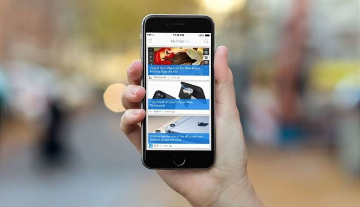 Drippler Scores $4.5M Series A To Deliver Smartphone News And App Recommendations | TechCrunch