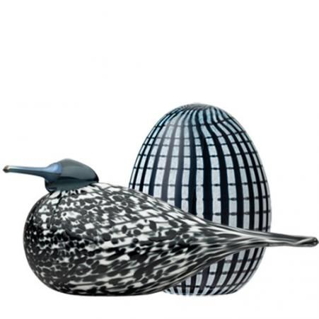 Oiva Toikka - Mirella and Egg - 2012 annual bird & egg