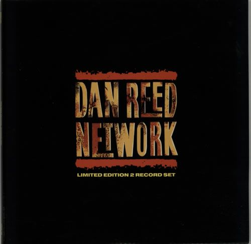 """For Sale -Dan Reed Network Stardate 1990 UK 12"""" vinyl single (12 inch record / Maxi-single)- See this and 250,000 other rare and vintage records & CDs at http://eil.com/"""