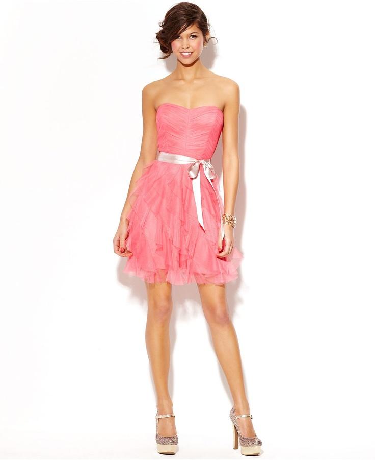 38 best PROM <3 images on Pinterest   Curve mini dresses, Junior ...