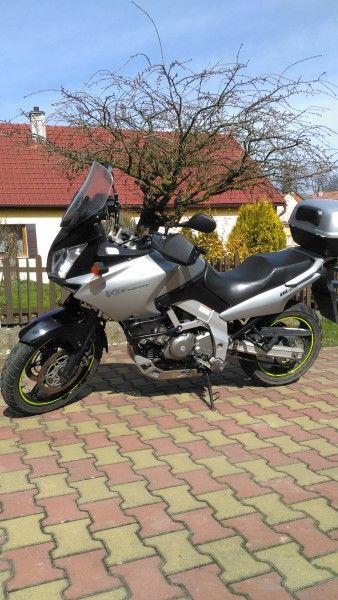 Suzuki DL 650 V-Strom | Motorkáři.cz