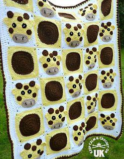 http://www.ravelry.com/patterns/library/spot-the-giraffe-blanket