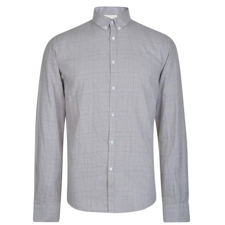 DKNY Pure | Button Down Long Sleeved Shirt