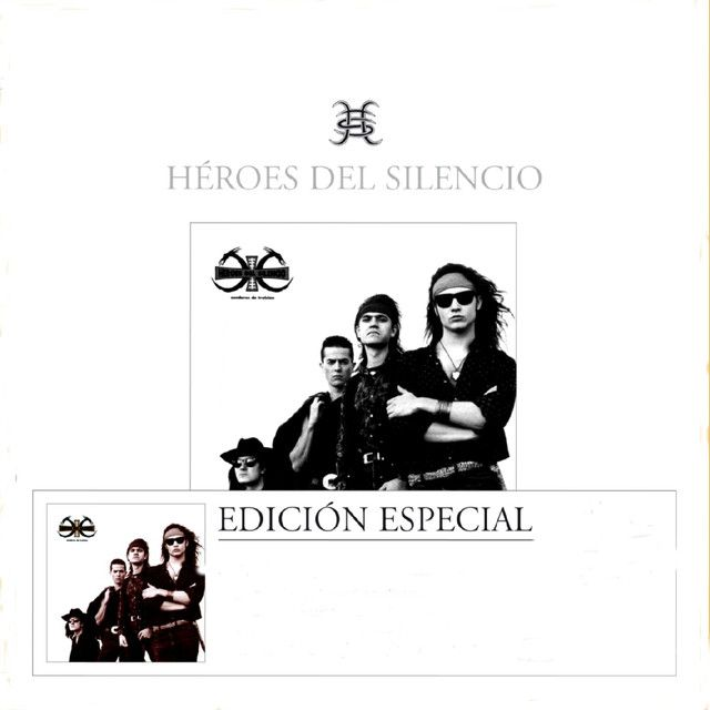 Saved on Spotify: Maldito Duende by Heroes Del Silencio