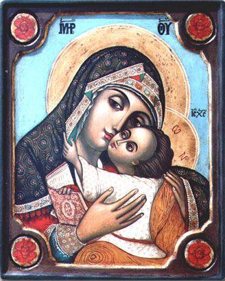 Madre di Dio della Bucovina