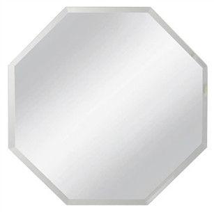 """10"""" Premium Octagon Mirror"""