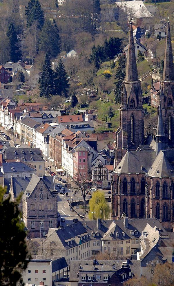 St. Elizabeth Church - Marburg, Hesse, Germany | by Horst Kropf
