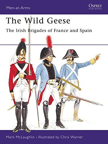 From 3.98 The Wild Geese: The Irish Brigades Of France And Spain (men-at-arms)