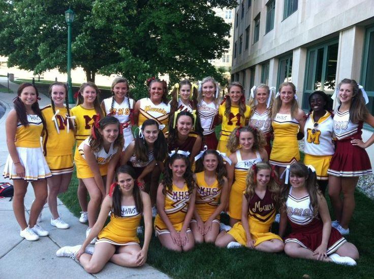 Team Building Activities For Cheerleaders