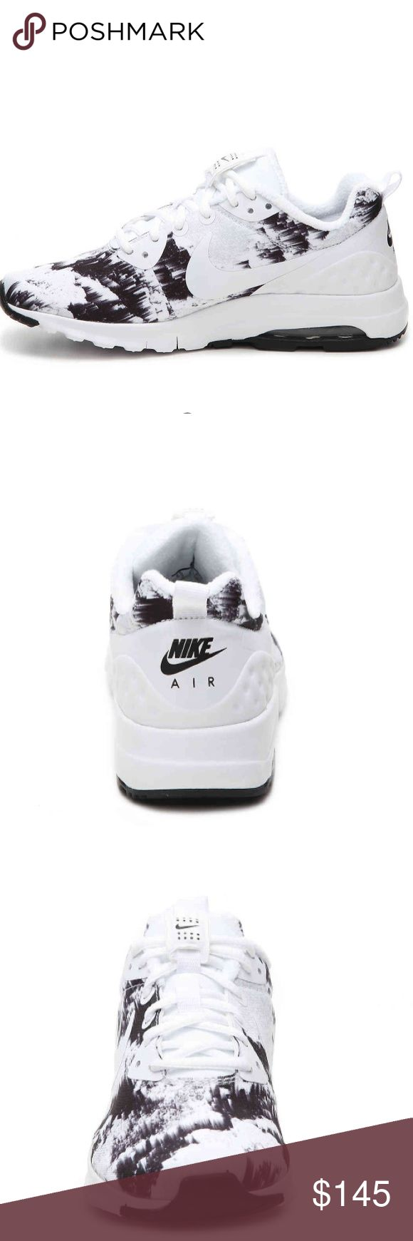 Air Nike Mountain Print Sneakers The mountain print of this sneaker is so fabulous! Nike Shoes Sneakers