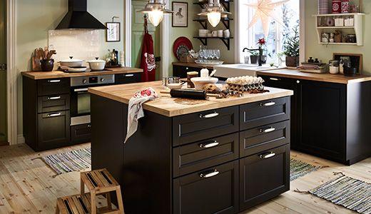 Laxarby Keuken Ikea : Best keukens images cuisine ikea ikea
