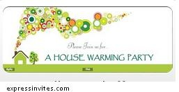 Planning a housewarming party is a great way to meet neighbors and show off your new place to friends and family. Click here to select best housewarming invitation cards for party