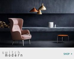 Wunderschöne scandinavische Möbel in bester Lage: der neue showroom von Fredericia. Demnächst fahre ich mit dem Lieferwagen nach Dänemark;)