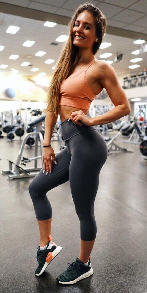 Bikini Girlsinbikini Fitnes Girls Abs Motivation  -9473