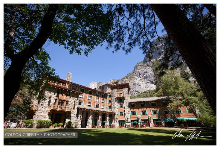 Yosemite Wedding at the Ahwahnee Hotel
