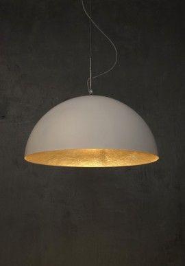 """Suspended lamp - """"Mezza luna"""" BUY IT NOW ON www.dezzy.it!"""