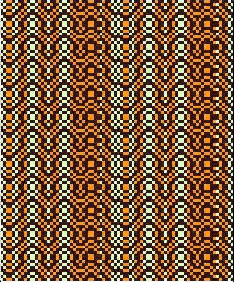 Dobby design of wall curtain