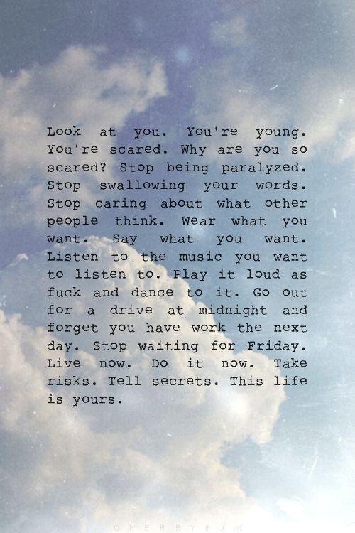29 Beautiful Tumblr Quotes