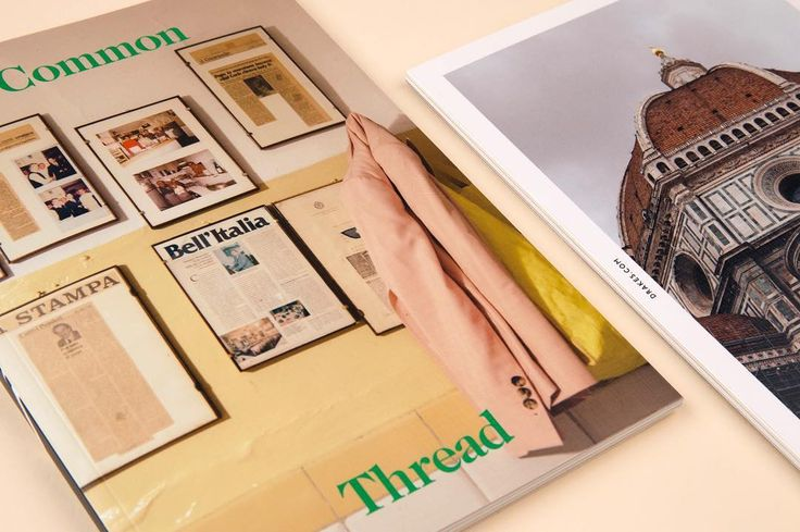 Excited to launch volume one of our new in-house magazine, Common Thread. Edited by David Coggins, Common Thread features exclusive contributions from artists such as Kevin Davies, Adam Dant and Andy Spade, and articles by Aleks Cvetkovic, JC McKenzie, Hollister Hovey and many more.  Common Thread, Vol. 1 is available now in-store, and will accompany online orders. #drakes #CommonThread