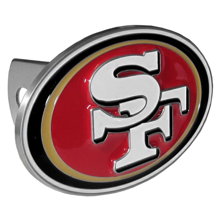 """Checkout our #LicensedGear products FREE SHIPPING + 10% OFF Coupon Code """"Official"""" San Francisco 49ers Large Hitch Cover Class II and Class III Metal Plugs - Officially licensed NFL product Licensee: Siskiyou Buckle Fits class II 1.5 inch receivers & class III 2.5 inch Fully cast metal hitch with enameled details Super tough hitch plates that are 1.4 inch thick metal San Francisco 49ers logo with enameled colors  - Price: $42.00. Buy now at…"""