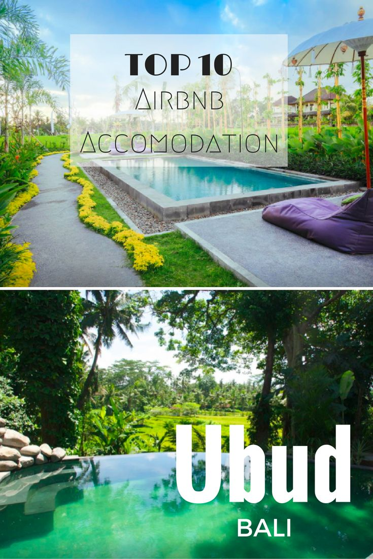 Far from Bali's renowned party scene in Seminyak or Kuta, Ubud offers travellers a haven for peace and quiet. Stay among the gorgeous sights of Ubud with these Airbnb accommodations!