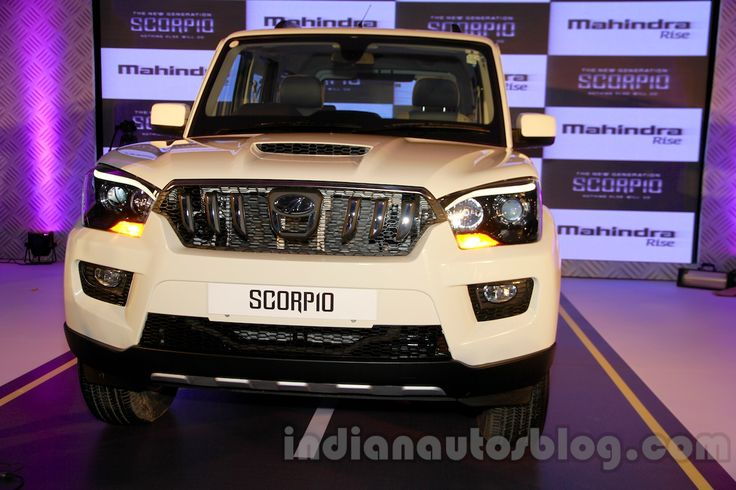#Mahindra #Scorpio with automatic transmission launched at INR 13.13 Lakhs – IAB Report -