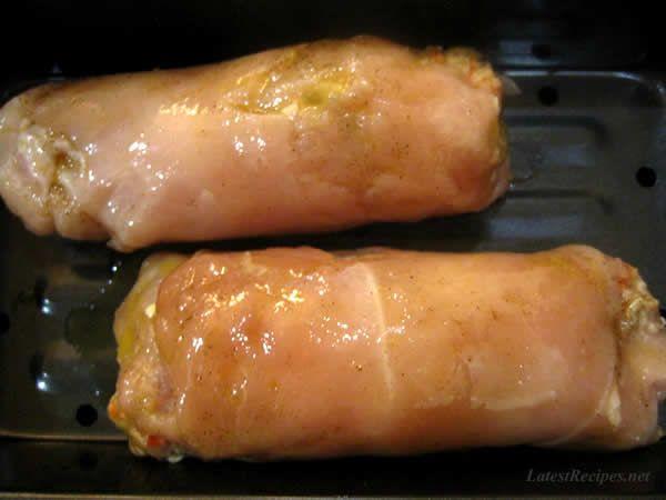 Chicken Relleno Rolls   Latest Recipes