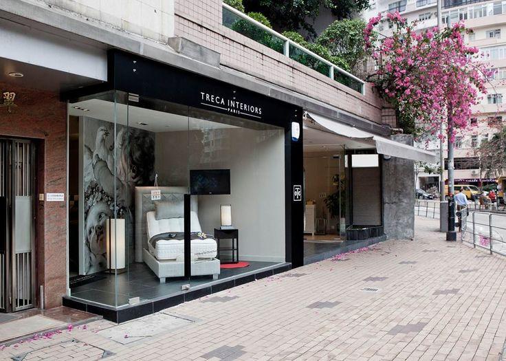 Hong-Kong Treca Interiors Paris store