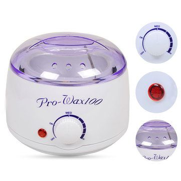 Heater Manicure Pedicure Paraffin Warmer Hard Strip Waxing 220V