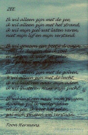 de zee....my edit
