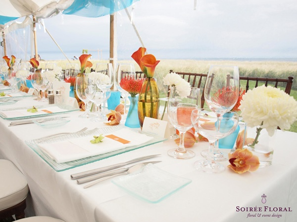 1000 Images About Wedding Ideas Teal And Orange On