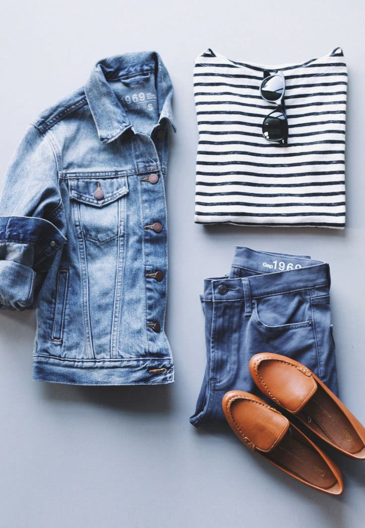 Move over, winter chills. We are ready for stripes, loafers and lots of denim from Gap. Shop Gap's new arrivals and get rid of the winter blues.