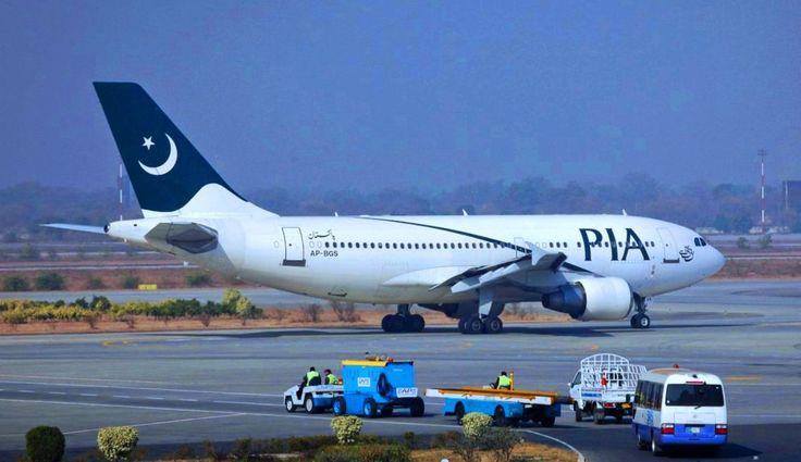 PIA (Pakistan International Airlines)