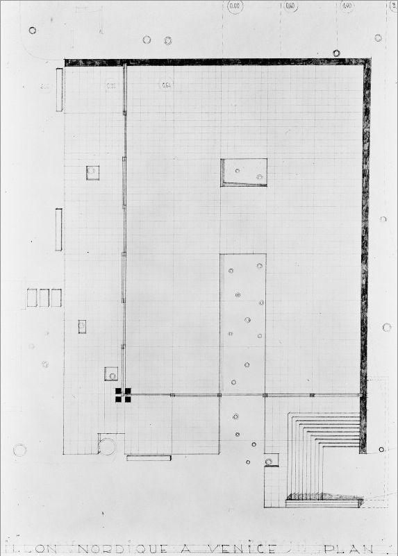 sverre fehn / nordic pavilion . venice (1962)