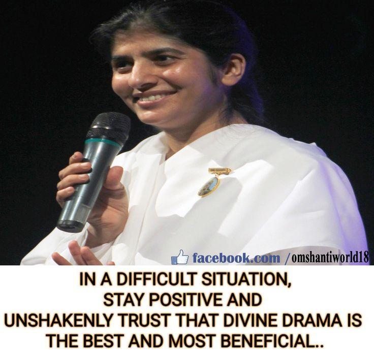 Brahma Kumaris Positive Thinking Quotes: 215 Best Shivani Sister Quotes Images On Pinterest